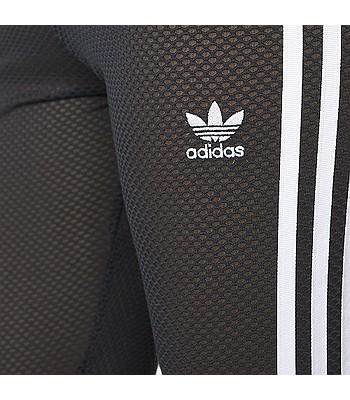legíny adidas Originals 3 Stripes - Black - snowboard-online.sk be7217e9eb