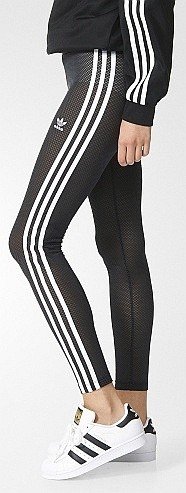 adidas originals adicolor 3 stripes legginsy