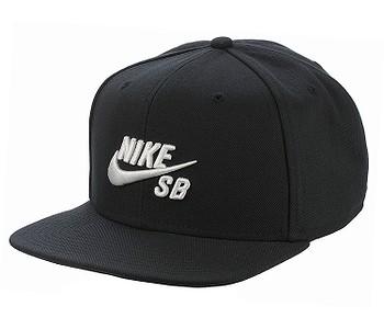 KŠILTOVKA NIKE SB ICON PRO - 013 BLACK BLACK BLACK WHITE - skate ... 0c8f6abc93