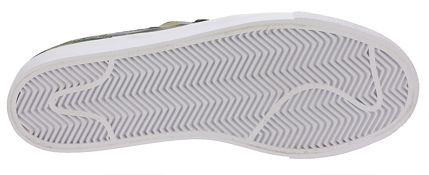 shoes Nike SB Zoom Stefan Janoski Premium HT - White/Black/White/Multicolor.  No longer available.