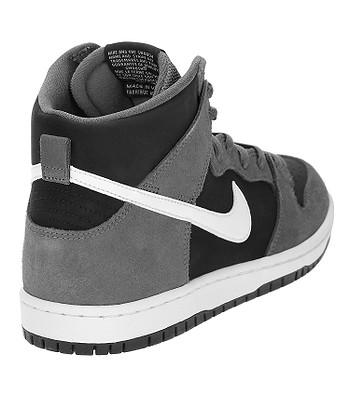 c28c5d96cda boty Nike SB Zoom Dunk High Pro - Dark Gray White Black White. Produkt již  není dostupný.