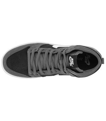 540928b4b3c boty Nike SB Zoom Dunk High Pro - Dark Gray White Black White -  snowboard-online.cz