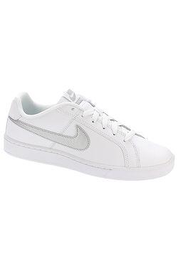topánky Nike Court Royale - White Metallic Silver ef76ec342fa