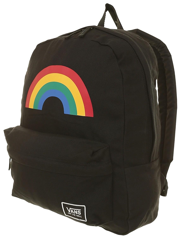plecak vans rainbow
