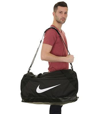 8708893cc8 bag Nike Brasilia Large Duffel - 010 Black Black White - blackcomb ...