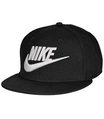 59ce2f25fa1 kšiltovka Nike Futura True - Red - 010 Black Black Black White ...