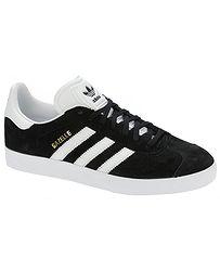 8e68710dbd995 topánky adidas Originals Gazelle - Core Black/White/Gold Metal