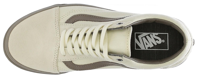 shoes Vans Old Skool C&DCreamWalnut blackcomb shop.eu