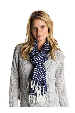 šátek Roxy Really Better - BTA3 Blue Depths Olmeque Stripe 4b8b0f65be