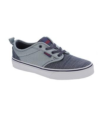dětské boty Vans Atwood Slip-On - Chambray Blues  2c0698249f