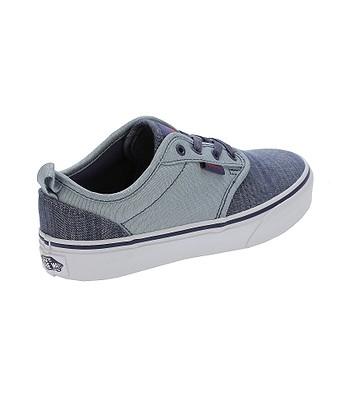 f04ed5412 detské topánky Vans Atwood Slip-On - Chambray/Blues   blackcomb.sk