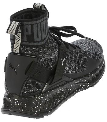 topánky Puma Ignite Evoknit Metal - Puma Black Asphalt Silver ... a913626e727
