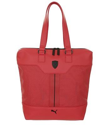 3c5037e23482b bag Puma Ferrari LS Shopper - Rosso Corsa - snowboard-online.eu