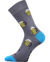 3c96628a1c1 ponožky Voxx Pivoxx - Dark Gray Blue