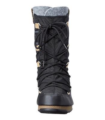 boty Tecnica Moon Boot W.E. Monaco Felt - Black. SKLADEM ‐ ZÍTRA U VÁS DOMA  -20%Doprava zdarma 4646759e8e2