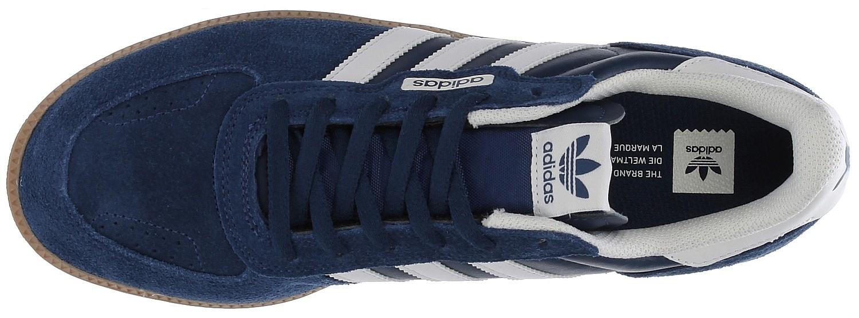 scarpe adidas originali leonero mistero blu / bianco / gomma snowboard