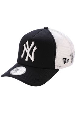 kšiltovka New Era Clean Trucker MLB New York Yankees - Navy/White