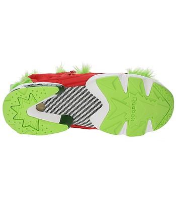 boty Reebok Performance Instapump Fury CV - Semi Solar Green Scarlet Pine  Green . SKLADEM ‐ ZÍTRA U VÁS DOMA -40%Doprava zdarma 77e6d9efb