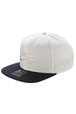 kšiltovka Nike SB Icon Snapback - 101 White Black Black White ... 68b21557d4