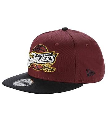šiltovka New Era 9FI Team NBA Cleveland Cavaliers - Official Team Colour e1d152149af