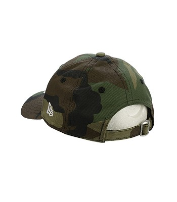 4243053964a dětská kšiltovka New Era 9FO League Essential MLB New York Yankees Child - Woodland  Camo