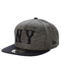 d0f31526a šiltovka New Era 9FI Jersey Mix MLB New York Highlanders - Gray/Official  Team Colour