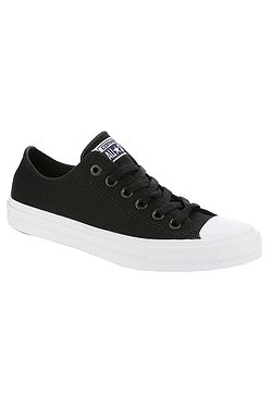 topánky Converse Chuck Taylor All Star II OX - 150149 Black White Navy e3c1f51aee2