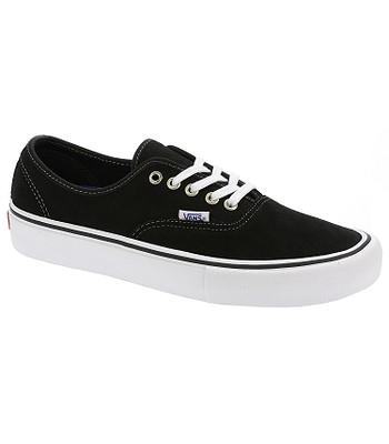 f8eea326d2 shoes Vans Authentic Pro - Suede Black - blackcomb-shop.eu