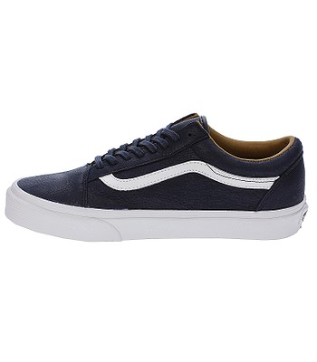 topánky Vans Old Skool - Premium Leather Parisian Night True White -  snowboard-online.sk 20bf9801936