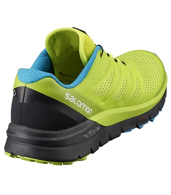 370933857d85 shoes Salomon Sense Pro Max - Lime Punch Black Hawaiian Ocean ...