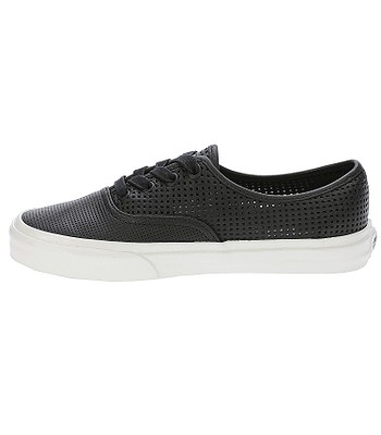 topánky Vans Authentic DX - Square Perf Black - snowboard-online.sk b4f425b76b