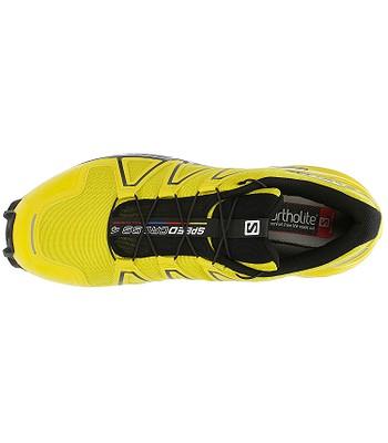 030231454f0 boty Salomon Speedcross 4 - Empire Yellow Black Black - snowboard-online.cz