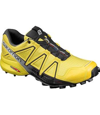 66d8a445b73 boty Salomon Speedcross 4 - Empire Yellow Black Black