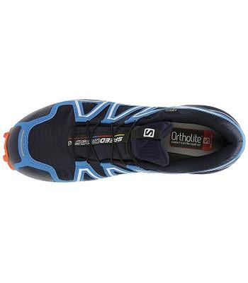 topánky Salomon Speedcross 4 GTX - Navy Blazer Cloisonné Flame -  snowboard-online.sk 20fd035579d