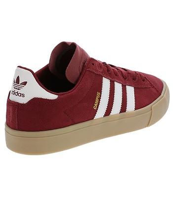 shoes adidas Originals Campus Vulc II Adv - Collegiate Burgundy White Gum.  No longer available. ac2093744
