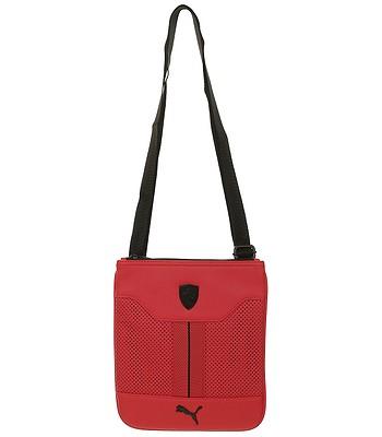 1a369ea0d0 taška Puma Ferrari LS Flat Portable - Rosso Corsa
