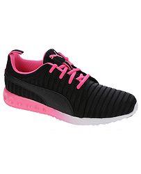 632946d384cc1 topánky Puma Carson Linear - Puma Black/Knockout Pink