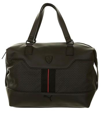 244200f924 taška Puma Ferrari LS Handbag - Puma Black - batohy-online.cz