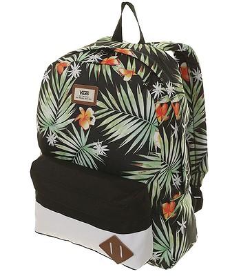 575c0c25a5577 batoh Vans Old Skool II - Black Decay Palm