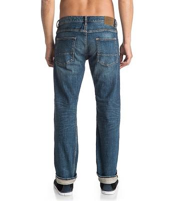 jeans Quiksilver Sequel - BYGW Medium Blue - snowboard-online.sk e1df5af4c4