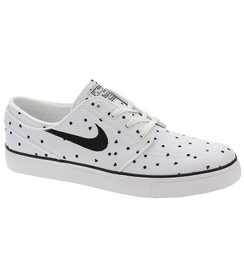 info for 4457c 4d0fc shoes Nike SB Zoom Stefan Janoski Canvas Premium - White Black - blackcomb- shop.eu