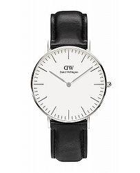 hodinky Daniel Wellington Sheffield Classic 36 - Silver 52f5819a203