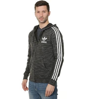 mikina adidas Originals Clfn Zip - Black - snowboard-online.sk 545f7a46a32