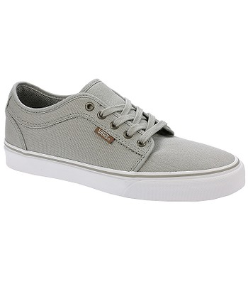new product c0fb0 7d678 shoes Vans Chukka Low - 10 Oz.Canvas Gray White - blackcomb-shop.eu