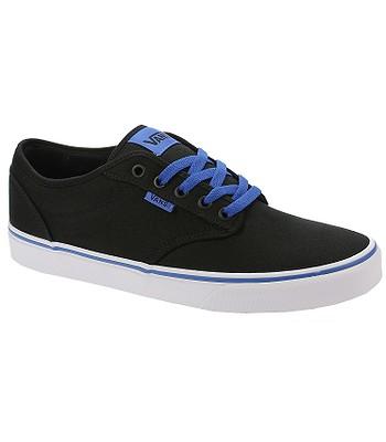 boty Vans Atwood - Retro Varsity Black Blue  c34059feaa