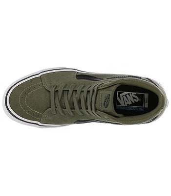 ab1776d275 shoes Vans Sk8-Hi Pro - Dakota Roche Burnt Olive Black. No longer available.