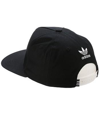 kšiltovka adidas Originals Snapback Sneaker - Black. SKLADEM -40% f73b27c19b