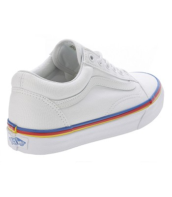 shoes Vans Old Skool - Rainbow Foxing True White. No longer available. ef1d06010