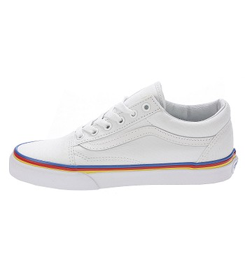 f3169766f13b shoes Vans Old Skool - Rainbow Foxing True White. No longer available.