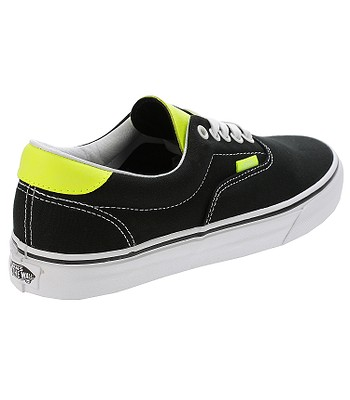 e07614a703145e shoes Vans Era 59 - Neon Leather Black Neon Yellow. In stock ‐ by at your  home -50%
